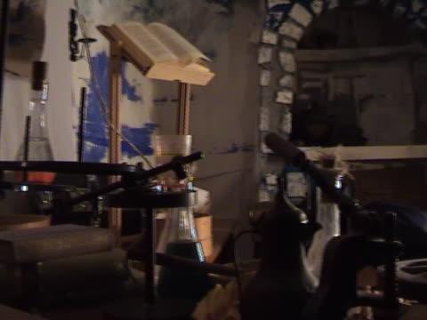 Alchemist's lab video