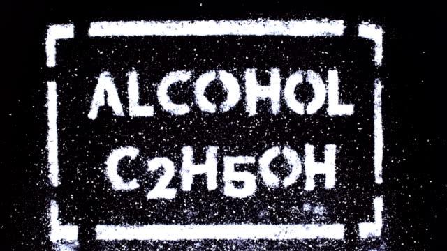 alcohol inscription video