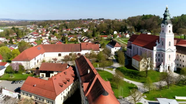Aldersbach Monastery Church In Lower Bavaria video