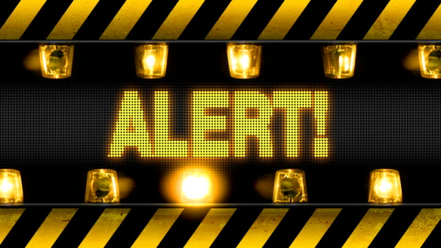 Alert Industrial Barricade video