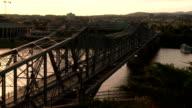 Alexandra Bridge Ottawa Timelapse video