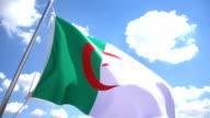 Algerian Flag video