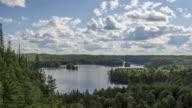Algonquin Provincial Park video