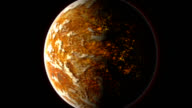 Alien Planet video