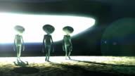 Aliens video