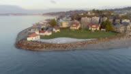 Alki Point Lighthouse video