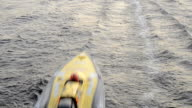 All day motor boat race in St. Petersburg video
