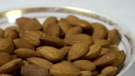 Almonds in a Bowl video
