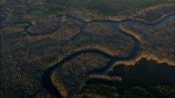 Alongside the USS North Carolina  - Aerial View - North Carolina,  Brunswick County,  United States video