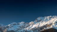 Alpenglow video