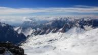Alpine Alps : Time Lapse video