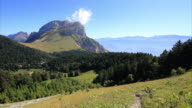 Alpine valley HD video