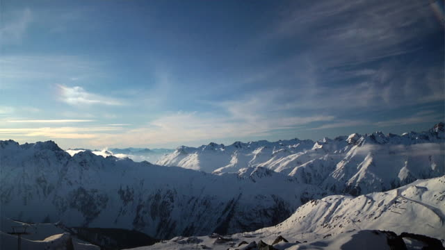 Alpes (HD 1080) video