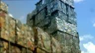 Aluminium pile 06 video