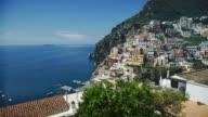 Amalfi coast and Sorrento peninsula: Positano video