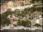 Amalfi Coast From Boat: Italy video