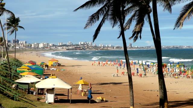 Amaralina Beach in Salvador video