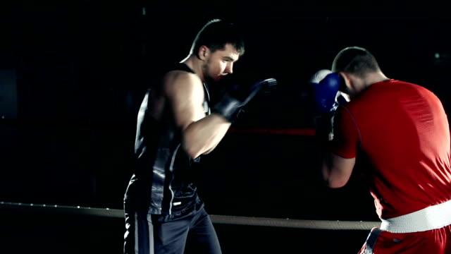 Amateur Boxing video
