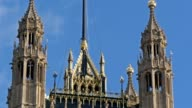Amazing architecture of the Westminster Abbey video