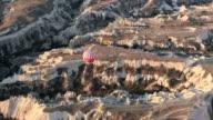 Amazing hot air balloon flights in Cappadocia, Turkey video