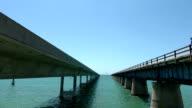 Amazing Seven Mile Bridge in the Florida Keys video