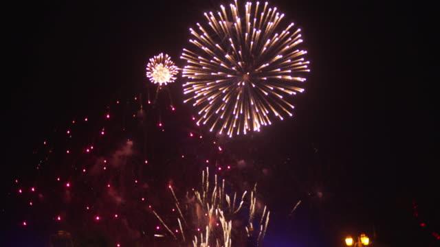 Amazing street fireworks 2 video