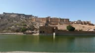 Amber Fort, famous travel destination in Jaipur, Rajasthan, India. video