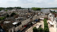 VDO : Amboise main street view,France video
