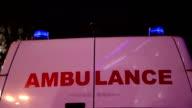Ambulance car video