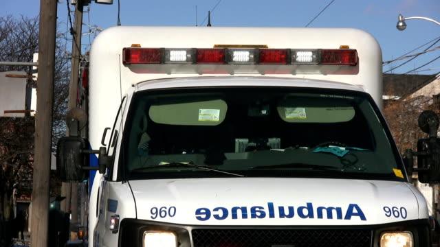 Ambulance. video