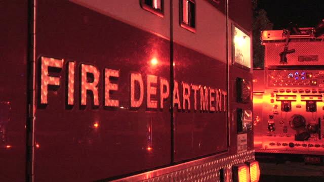 Ambulance/Fire truck video