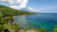 Amed Beach Time Lapse video
