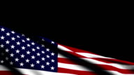 America states, freedom, independence and liberty video