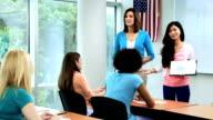 American College Undergraduate Giving Work Presentation video