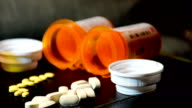 American Pharmaceutical Healthcare of Ton of Drugs Pills and Medicine video