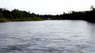American River Near Sunrise Blvd Non-Drought Year video