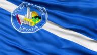 American State Capital City Flag of Nevada Kansas video