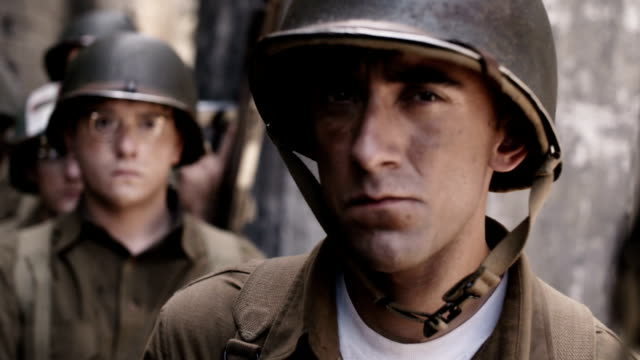 American World War 2 Soldiers video
