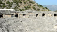 Amphitheater video