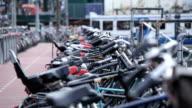 Amsteram Bike Parking video