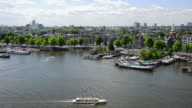 Amsterdam and canals video