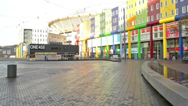 Amsterdam Bijlmer Arena Boulevard video