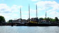 Amsterdam Boats video