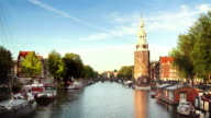 Amsterdam Canal video
