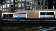 Amsterdam canals video