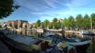 Amsterdam harbor video