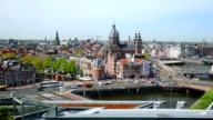 Amsterdam Skyline video