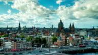 Amsterdam Time Lapse video
