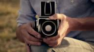 Analog photographer video
