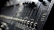 Analog Synthesizer video
